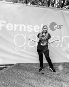 News | Vivien Gold im ZDF-Fernsehgarten 2020