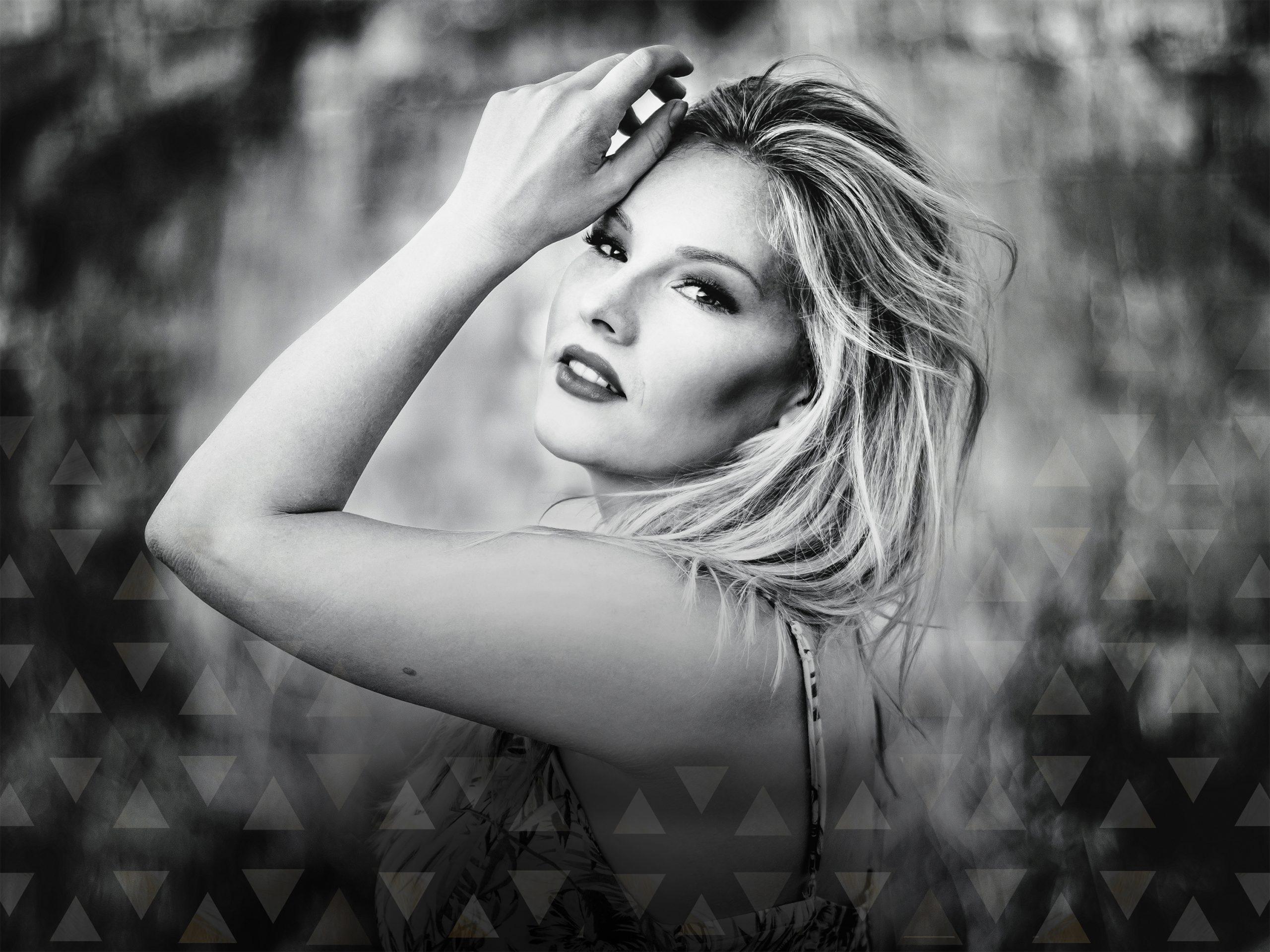 "Pressebild quer - Vivien Gold, Single ""Unerträglich"""