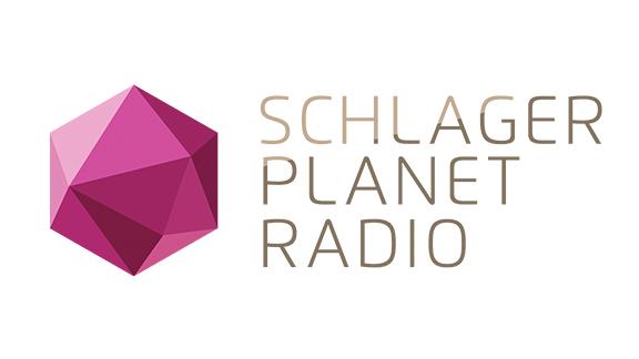 Logo Schlagerplanet Radio