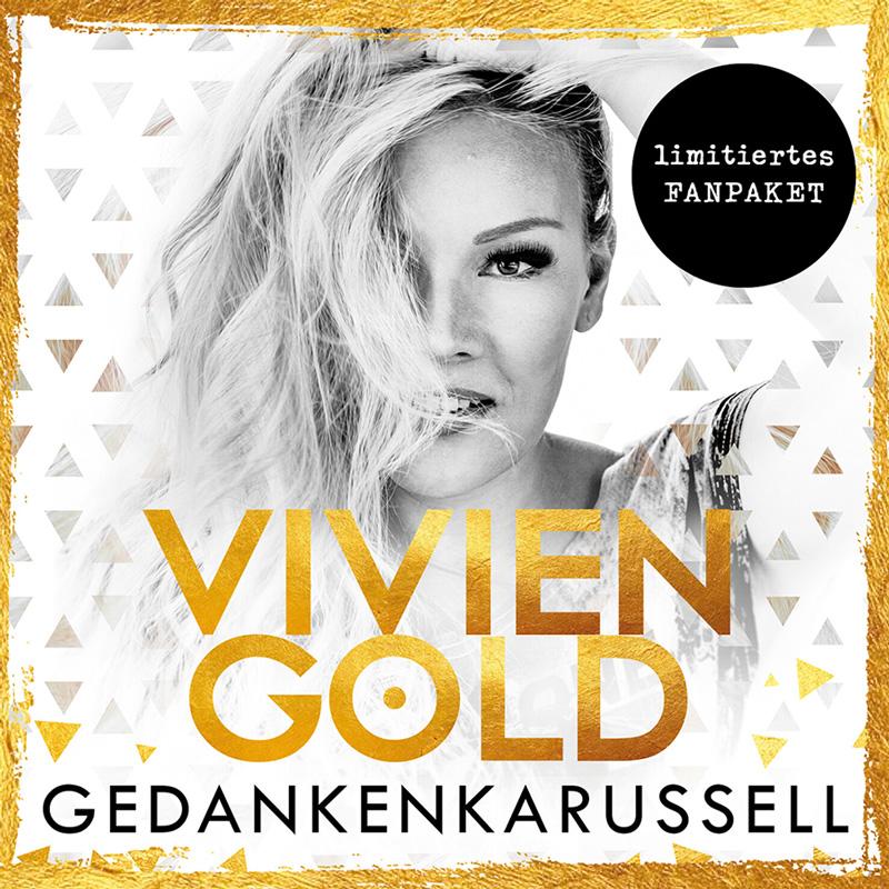 Vivien Gold Album Gedankenkarussell Fanpaket